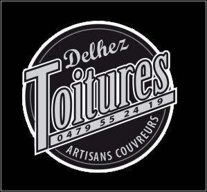 Delhez Toitures logo 2016