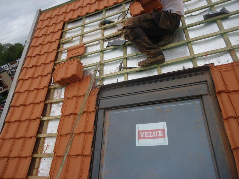 Installation VELUX à Bruxelles